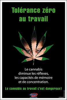 Our Cannabis Pot Prohibition posters are available in multiple formats and multiple media.